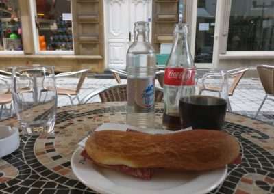 Breakfast in Luxembourg City Center