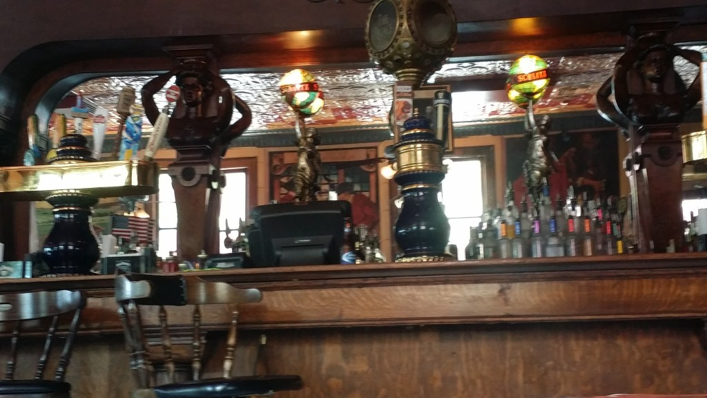 Amelia Island - afternoon drink - Palace Saloon