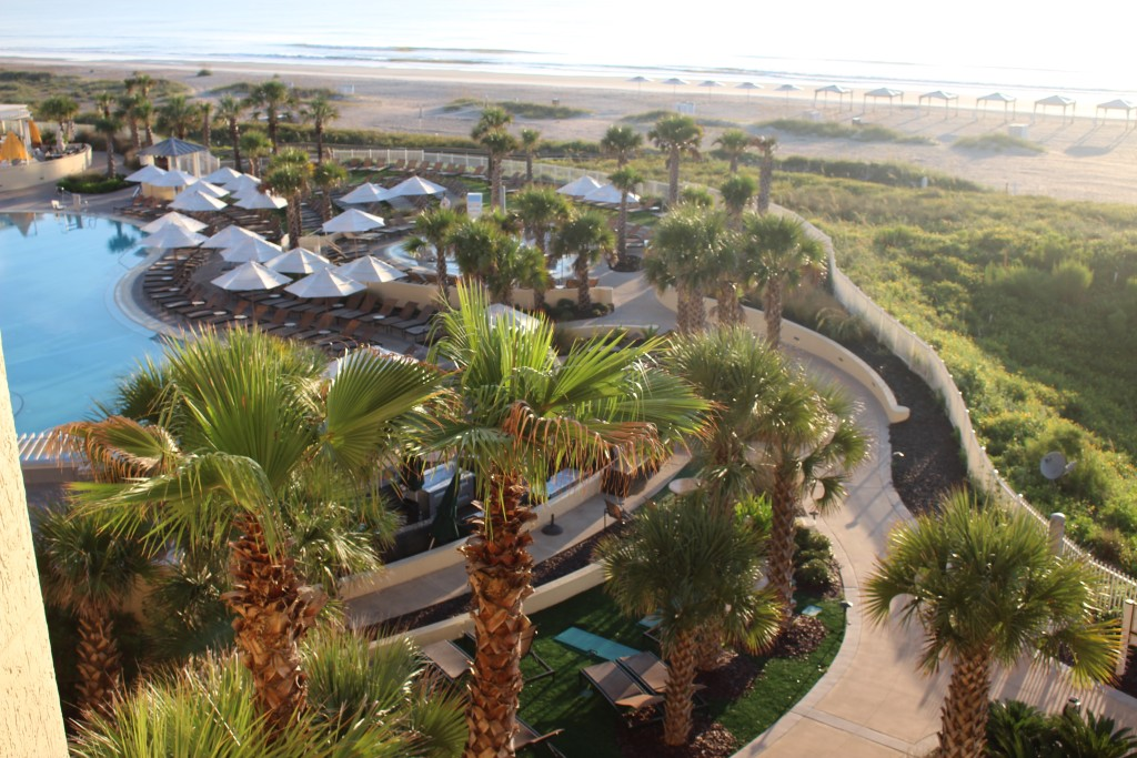 Omni Amelia Island Plantation Resort - beach view
