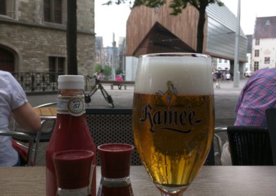 Beer O'Clock in Ghent City Center