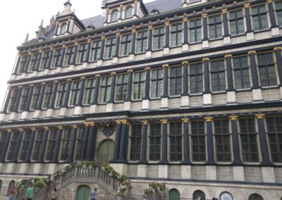 Building in Ghent City Center