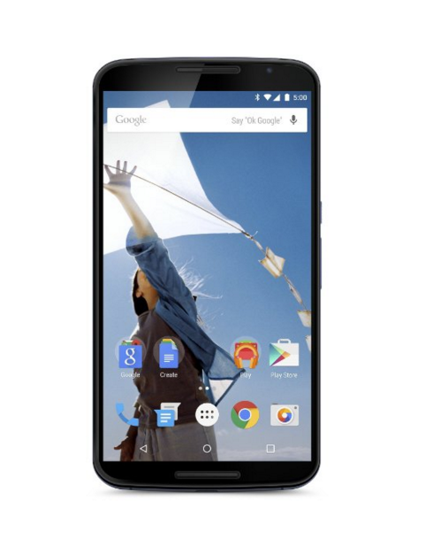 Google Nexus 6 Unlocked Phone