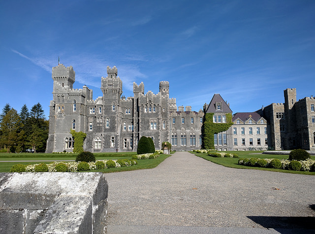 Hotel Review: Ashford Castle in Cong, Ireland