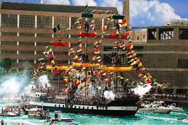 Gasparilla - Tampa Bay - Pirates