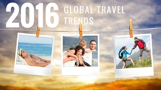 Travel Trends - 2016 - Travel